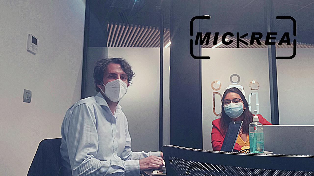 MICKREA, la auténtica revolución audiovisual